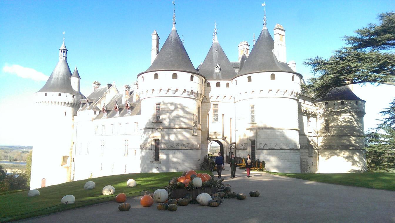 Ch teau de chaumont sur loire et festival international - Chateau de chaumont festival des jardins ...